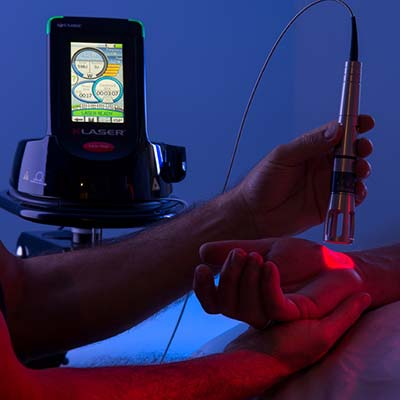 K Laser Therapy